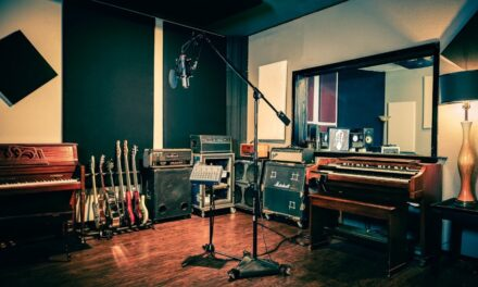 How to Create a Professional Home Recording Studio & Produce Music from Home in 2021