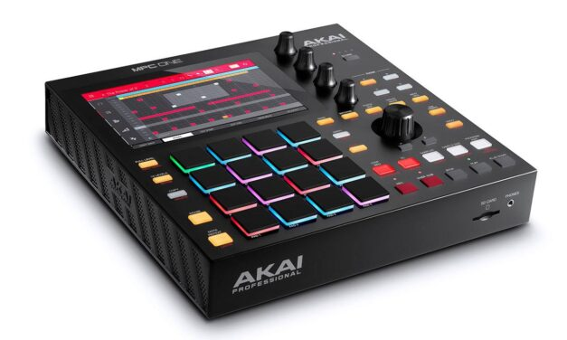 MPC ONE – The All-in-One Music Production Workstation