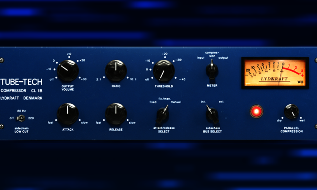 The Softube Tube-Tech CL 1B Compressor – An Update on a Classic